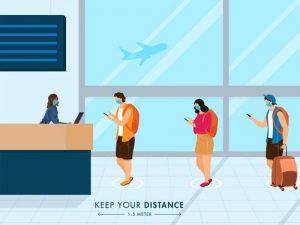 Fechas de reapertura de aeropuertos en el mundo